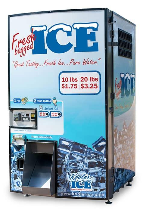 Kooler Ice IM1000 Ice Machine