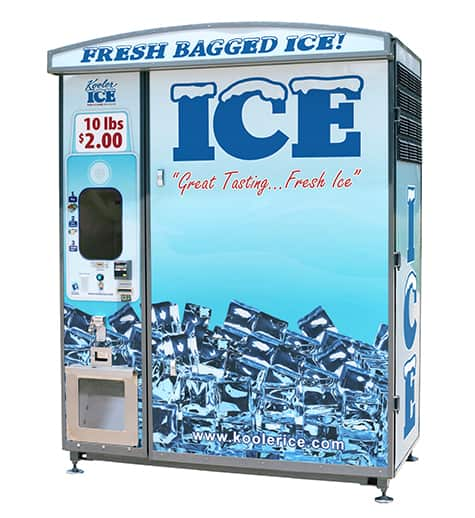 im500 Ice Vending machine