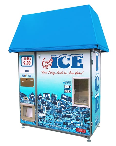 IM600 Ice Vending Machine