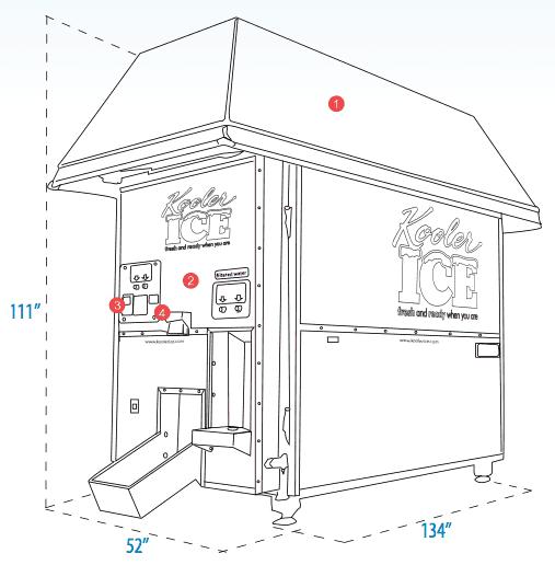 KI810 Dimensions