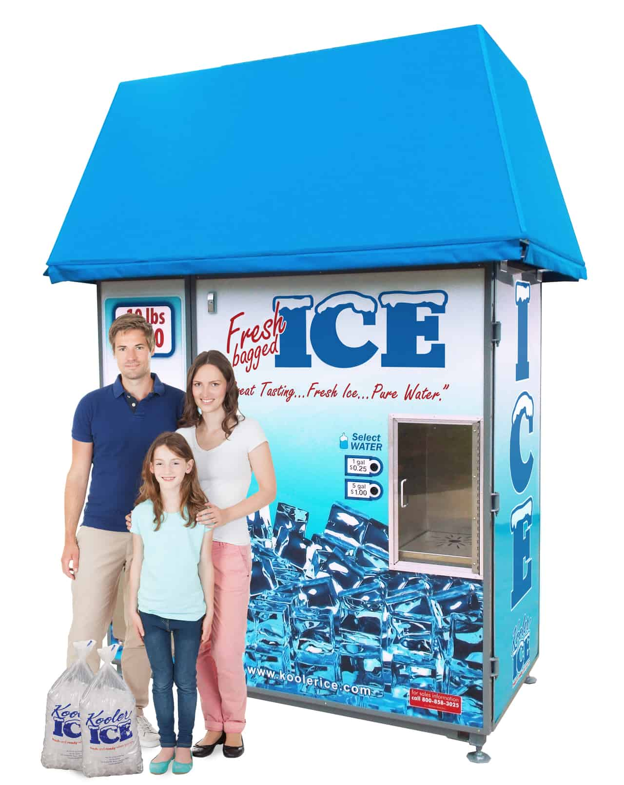 ice vending machine, ice vending, ice vending machine business, ice vending business