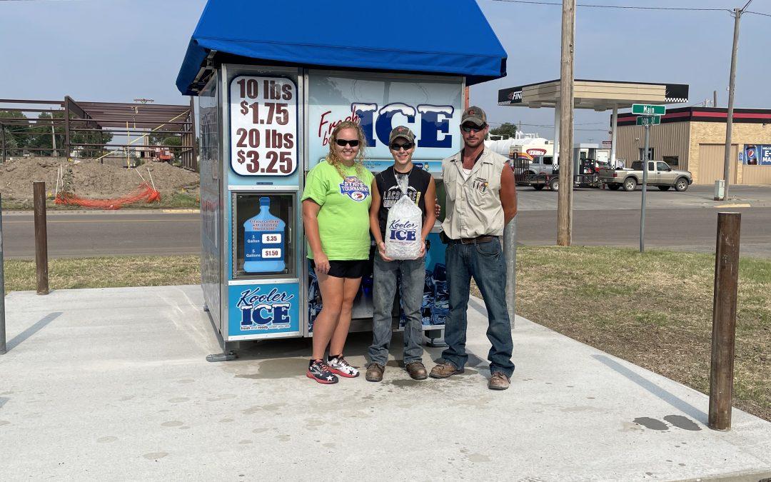New IM1500 Owners – Tracy and Brandon Grumbein (La Crosse, KS)