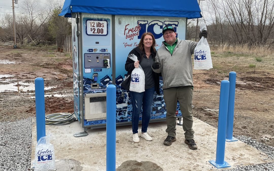 New IM600XL Owners – Melanie and Levi Jackson (Chadler, OK)