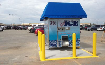 3 Important Tips on placing your ice vending machine!