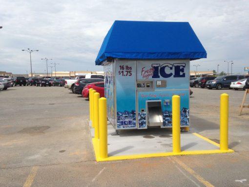 IM2500 Ice Vending Machine Buddy Wooley