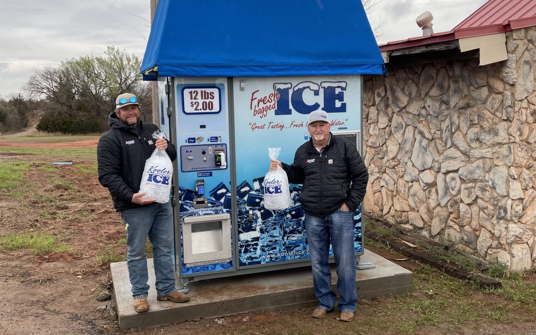 New IM600XL Owner – Garrett Jackson (Wellston, OK)