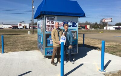 New IM1500 Owners – Robert and Debbie Sipes (Greenville, MS)