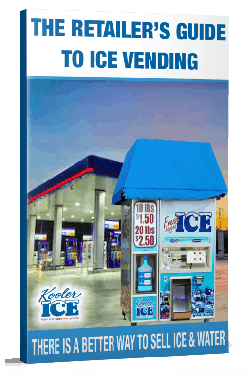 Kooler Ice Retailer's Guide Cover 1