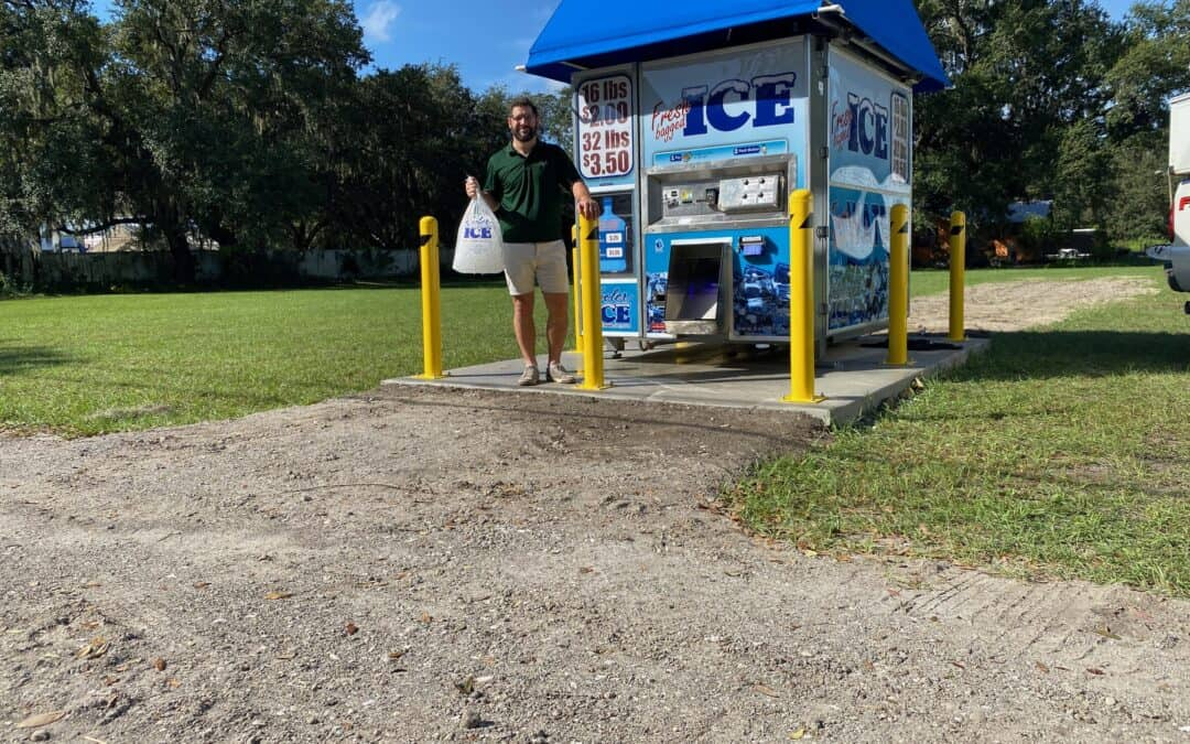 New IM1500 Owner – Tim Hunt of Ashlin Ice (Plant City, FL)
