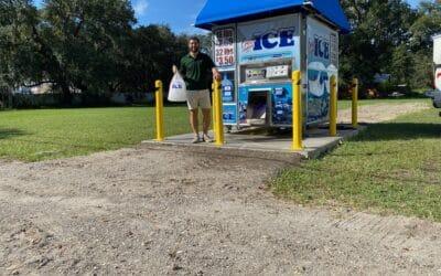 New IM1500 Owner – Tim Hunt of Ashlin Ice (Plant City, FL)