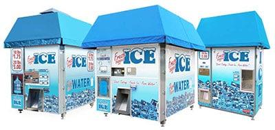 Kooler Ice Vending Machines